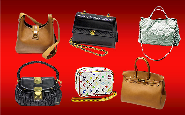 ブランド品のバッグの買取