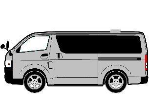 お立会い訪問火葬の移動ペット火葬車。