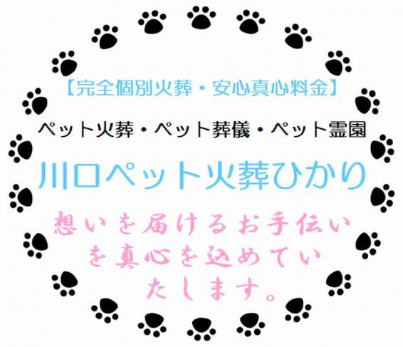 埼玉県川口市の川口ペット火葬ひかりではご家族様の想いがペットに届くお手伝いをさせていただきます。